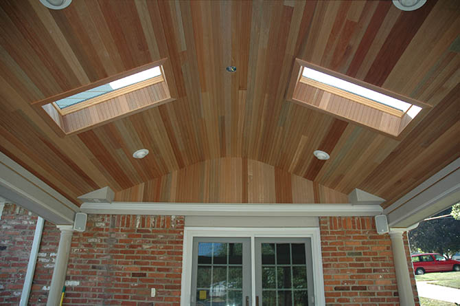 Image Result For Patio Roof